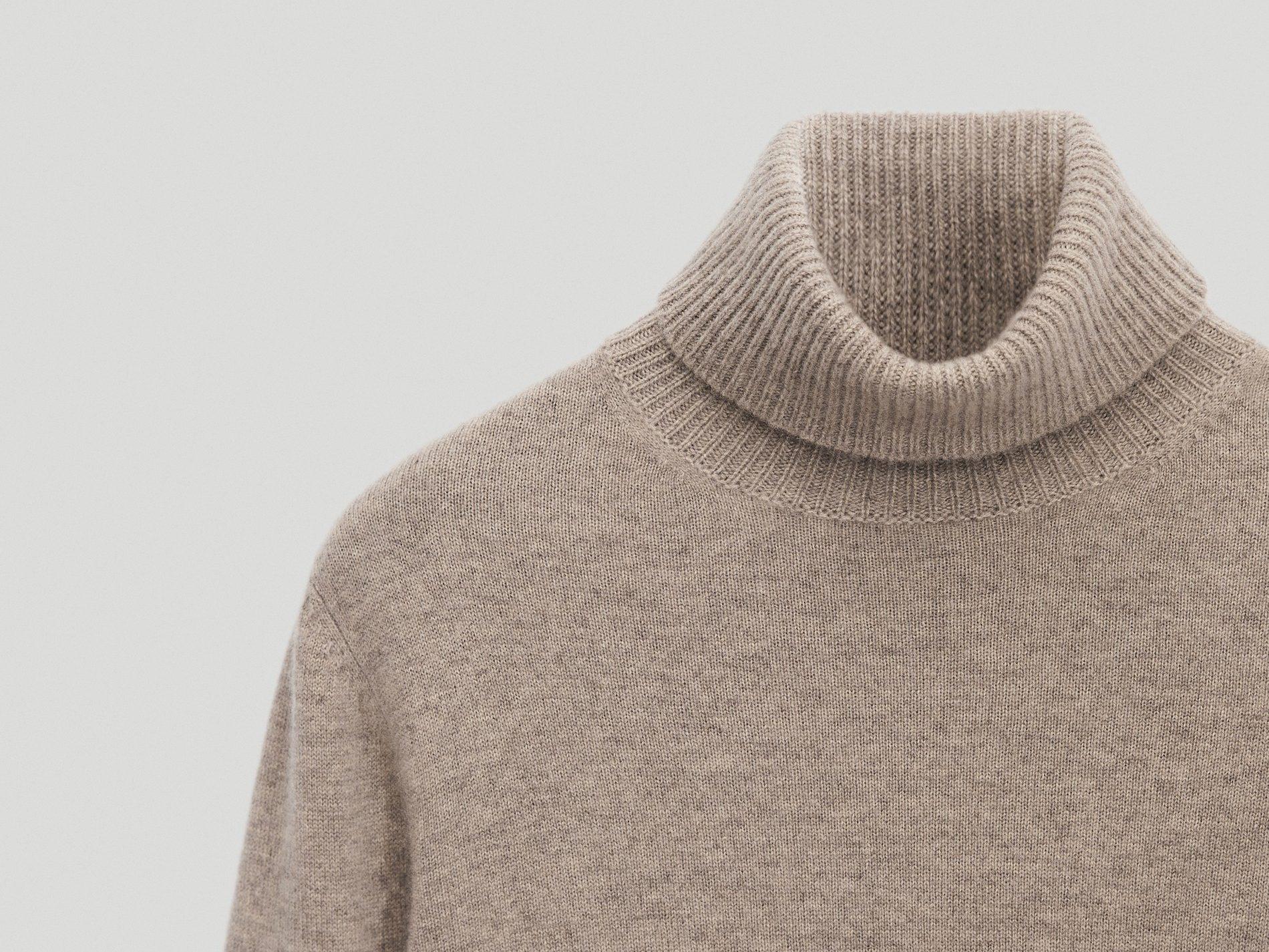 Massimo Dutti Knit Sweater